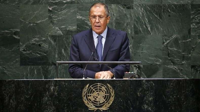 Лавров: «Извините, что наша страна находится среди ваших военных баз»