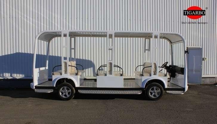 Ростовская компания «КОМЗ-Экспорт» запустила в производство электробусы
