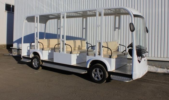 Ростовская компания «КОМЗ-Экспорт» разработала и наладила выпуск нового электробуса