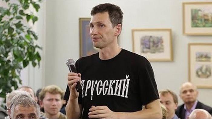 Руководитель волонтёрского движения «Соратники Новороссии» Дмитрий Бабич о поддержке Романа Юшкова