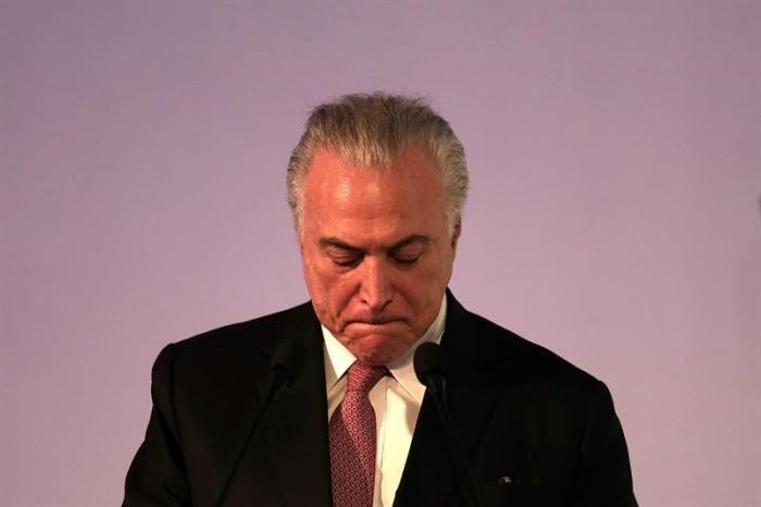 Экс-президент Бразилии Темер 40 лет был боссом мафиозного клана