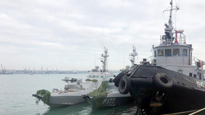 Катера ВМС Украины, участвовавшие в керченской провокации, сильно удивили военных экспертов