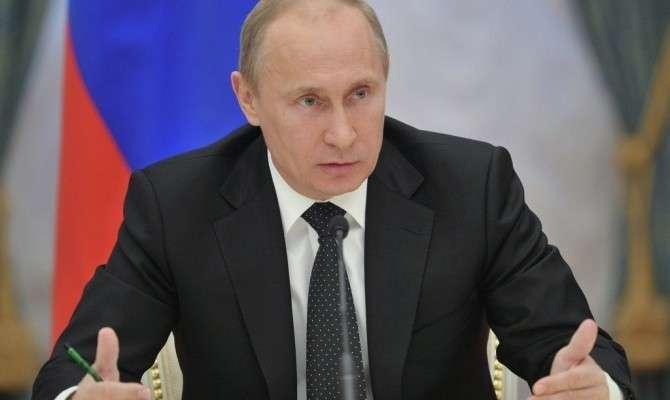 Путин заявил о нарушении перемирия на Украине обеими сторонами