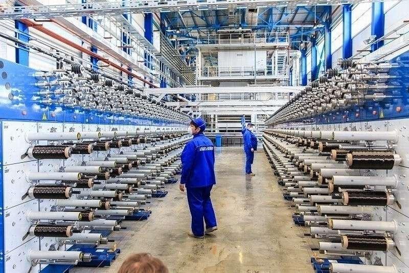 Первые детали крыла МС-21 из российских композитов уже изготовлены