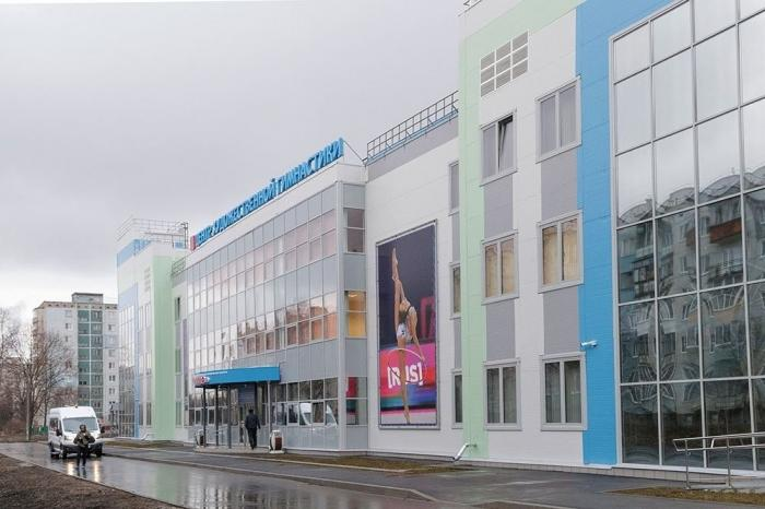 ВТуле открылся новый Центр художественной гимнастики