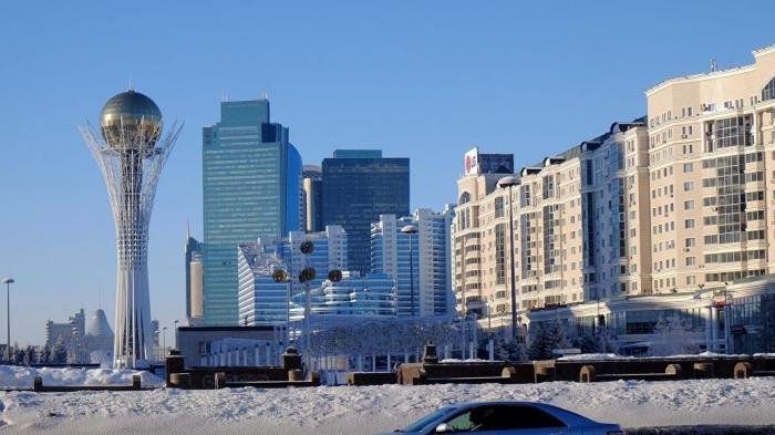 Президент Казахстана сменил название Астаны на Нур-Султан