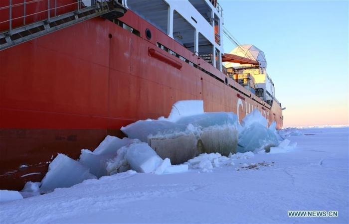 Китай вытесняет Америку из Арктики