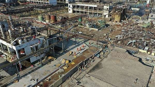 В Китае взрыв на химическом заводе повредил более 2,8 тысячи жилых домов