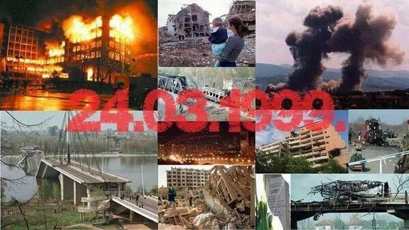 В Германии уверены, что НАТО не зря устроило геноцид сербам и превратило Югославию в руины