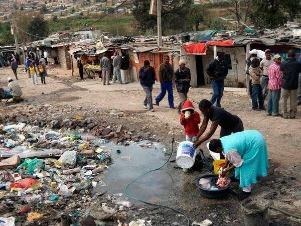 Все, к чему прикасается США со своими майданами – обречено на гибель: ЮАР – золотая страна.