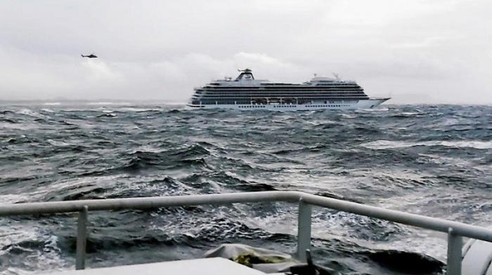 Авария лайнера в Норвегии – Небо Викингов терпит крушение