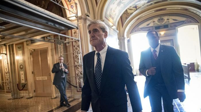 «Русское расследование» в США провалилось. Стартует «украингейт»
