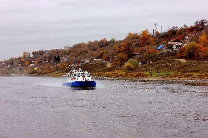 Сотрудники МЧС вРязанской иТульской областях получили катера навоздушной подушке