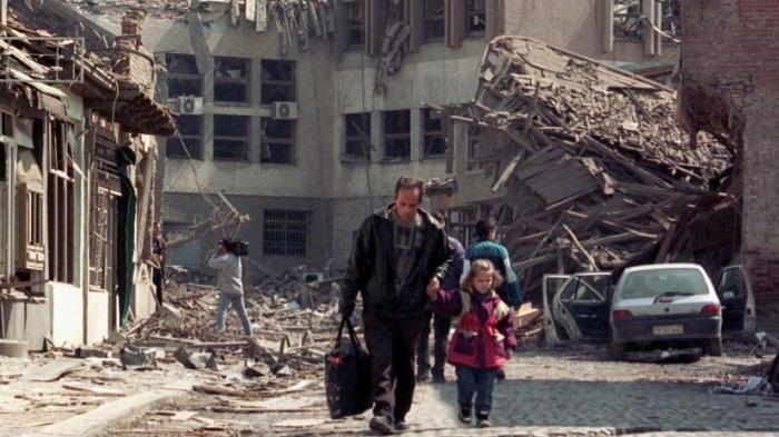 НАТО назвало бомбардировки Югославии необходимыми и легитимными