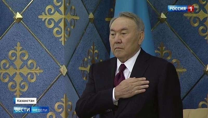 Нурсултан Назарбаев будет пожизненно контролировать силовой блок в Казахстане