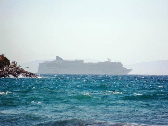 Произошедшее с Викинг Скай напомнило о Титанике