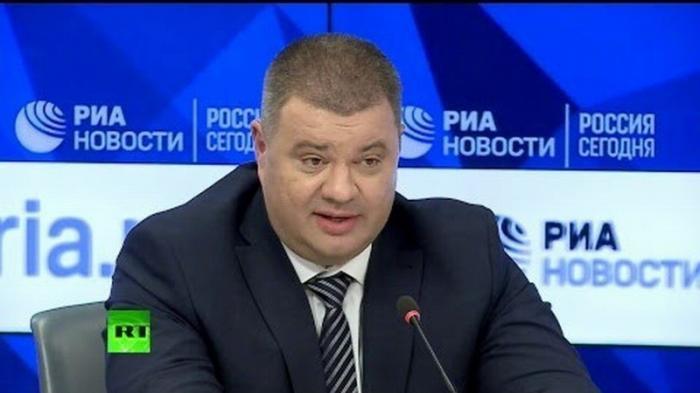 К катастрофе MH17 причастен Киев. Пресс-конференция бывшего сотрудника СБУ по событиям на Украине