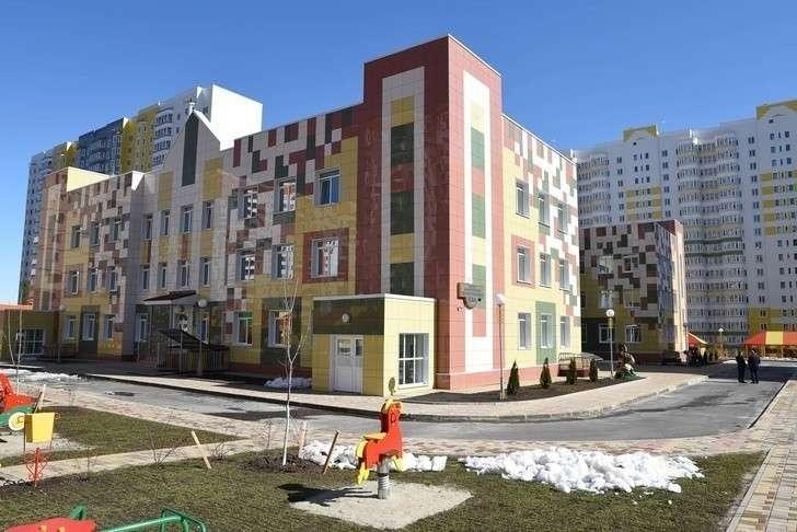 Детский сад на 280 мест открыт в Курске