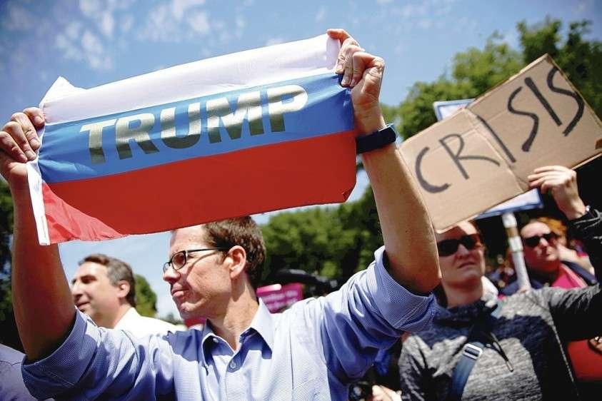 Провал «русского дела» еще больше ослабил Соединенные Штаты