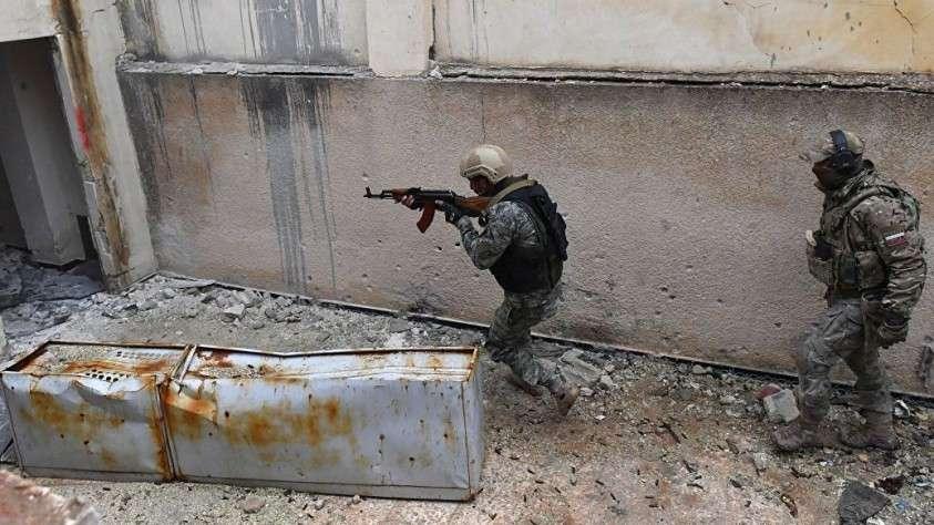 Сирия. Трое российских военных попали в засаду и погибли