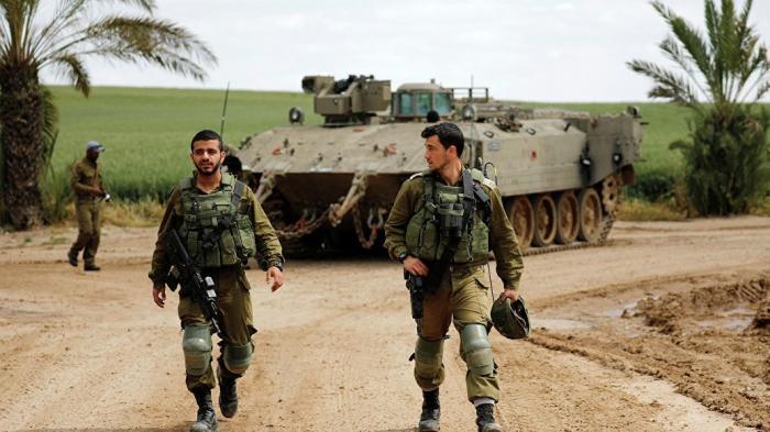 Израиль нанес удары по сектору Газа