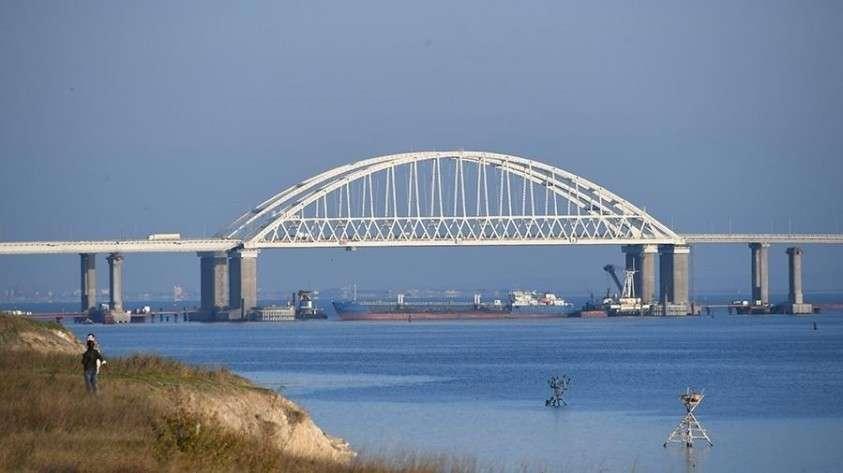 Для Крымского моста сформирована бригада охраны