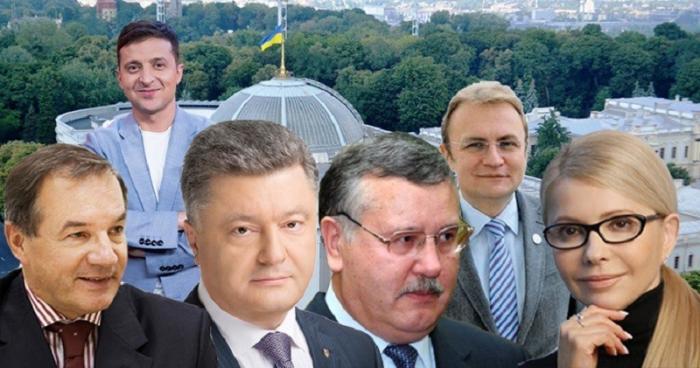 Выборы на Украине – зомбирование, воровство и подкуп