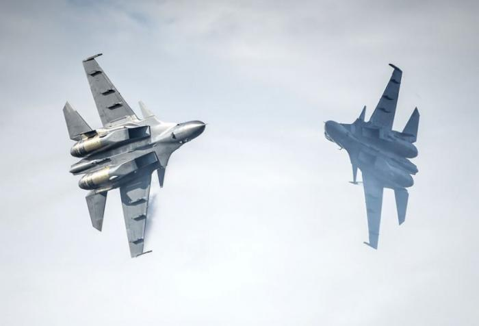 Россия представила истребитель пятого поколения Су-57 в Малайзии на авиасалоне LIMA 2019