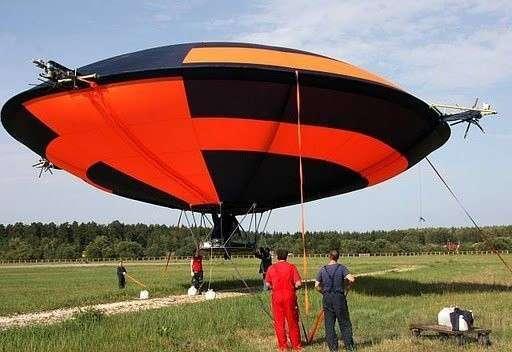 Концерн «Вега» создал беспилотные дирижабли способные летать месяцами