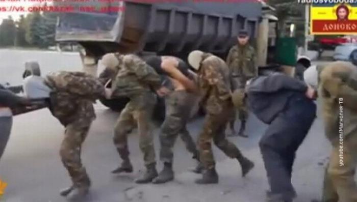 СКР возбудил дело о пытках мирных граждан в подпольной украинской тюрьме под Мариуполем