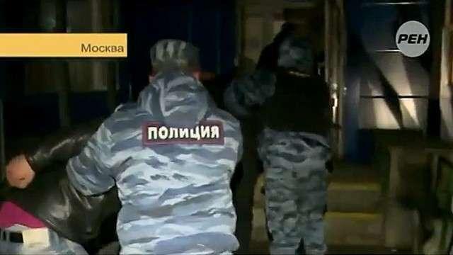 В Москве задержали тысячу мигрантов