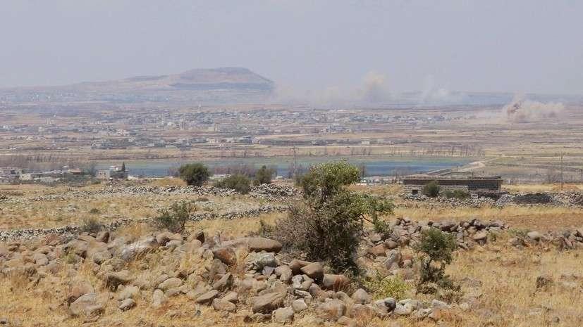 Сирия. Армия России отомстила за убийство троих российских военных