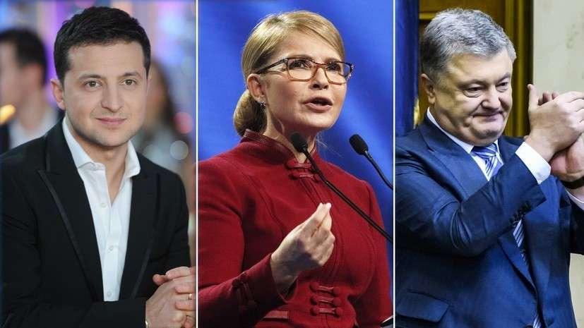 Выборы на Украине. Как Порошенко использует русофобию