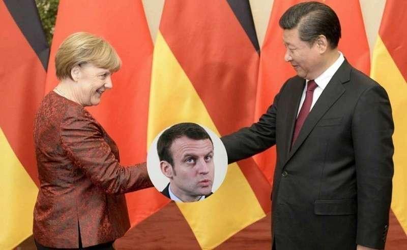 ЕС И Китай готовы играть против США