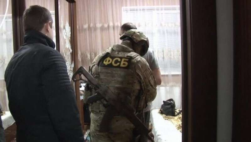 В Крыму задержаны 20 сторонников