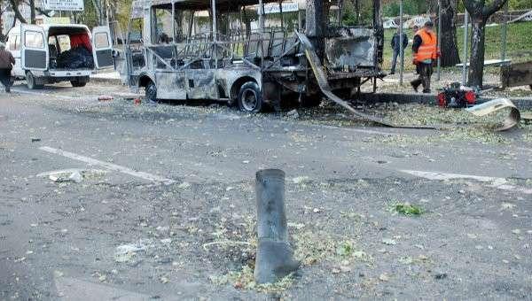 Украинская армия ударила по Донецку баллистическими ракетами «Точка»