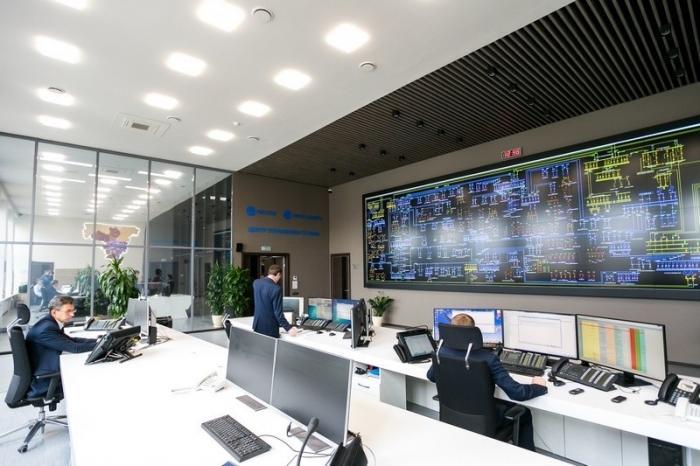 Умная система управления энергетикой России