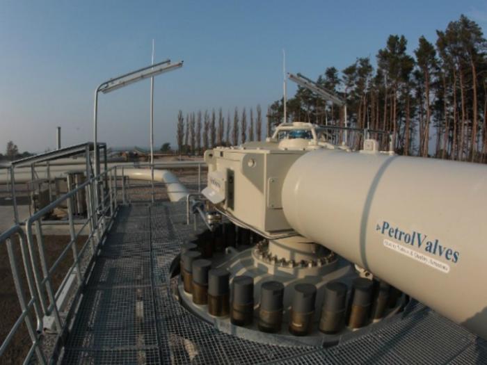 В Германии завершается строительство приёмного терминала «Северного потока-2»