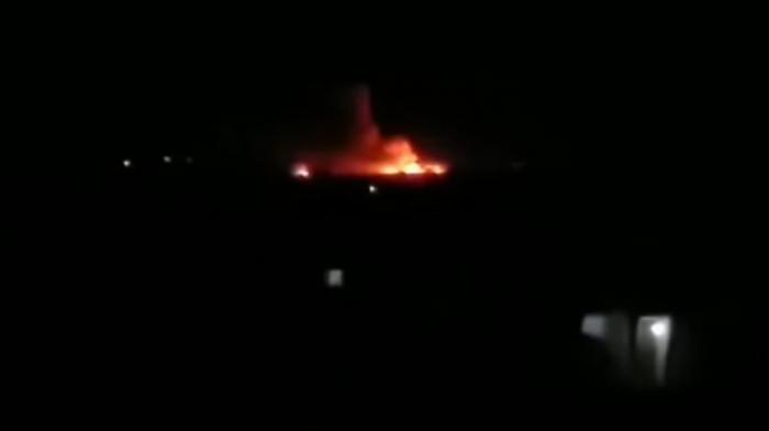 Сирия: израильские террористы нанесли авиаудар по Алеппо