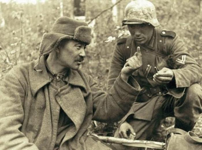 Что фашистские генералы говорили о русских солдатах