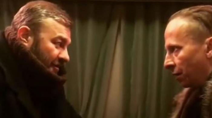 Пореченков и Охлобыстин потроллили Зеленского перед выборами