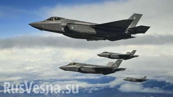 Новейшие американские истребители непригодны для войны, – экспертиза  | Русская весна