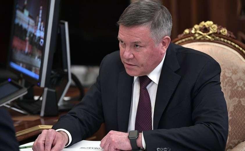 Главой Вологодской области Олег Кувшинников.
