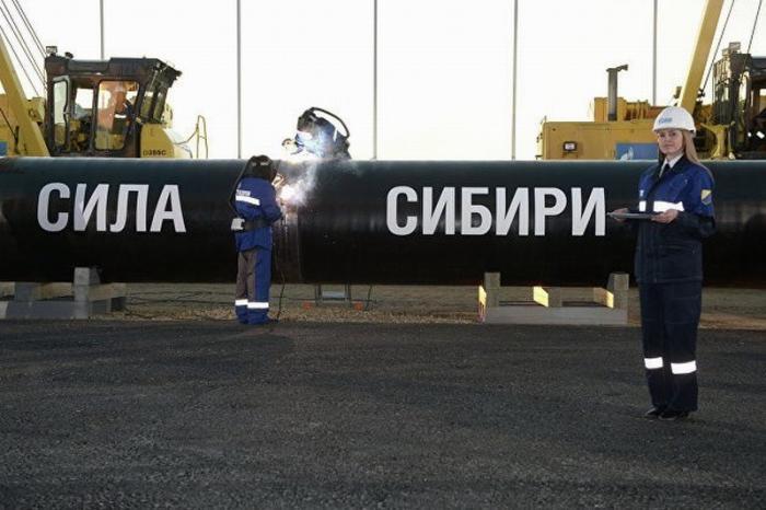 РоссияиКитай подписали приемку трансграничного подводного перехода «Силы Сибири» через Амур