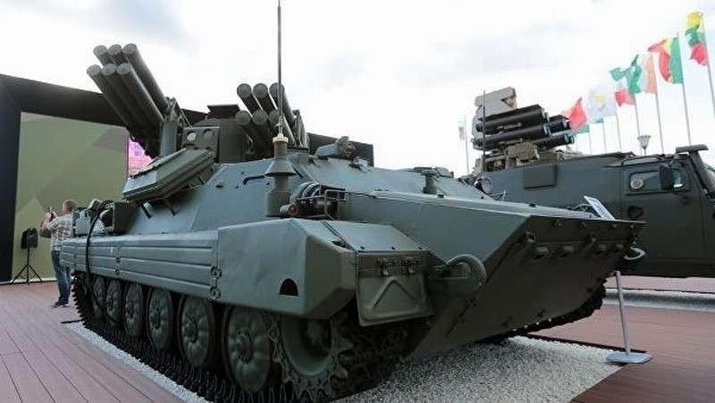 Новейший российский ЗРК «Сосна» успешно прошел государственные испытания