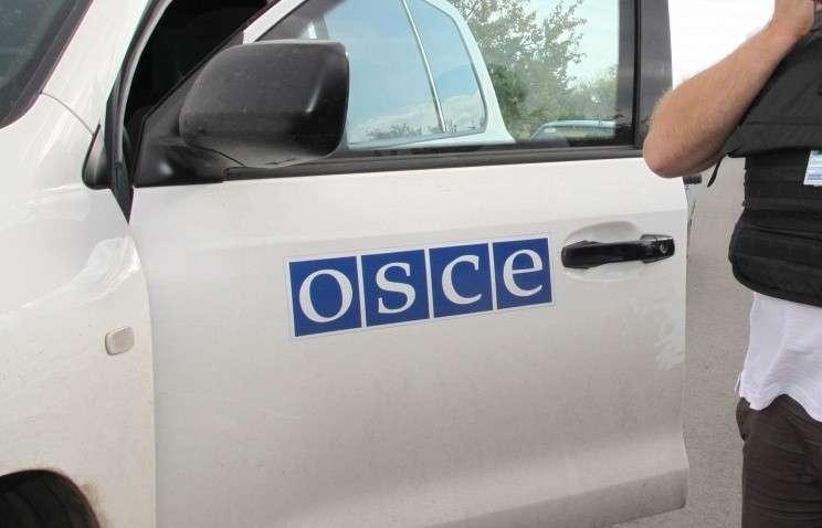 ОБСЕ отказывается от военной помощи Германии на Украине