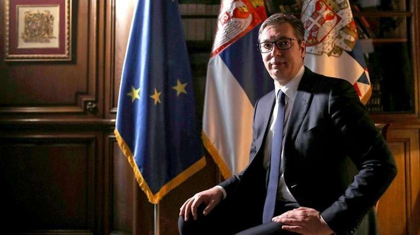 Вучич объяснил причину непризнания Сербией российского Крыма