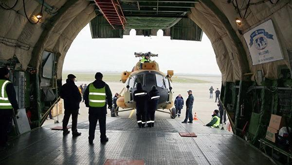 Россия вВенесуэле открыла учебно-тренировочный вертолётный центр