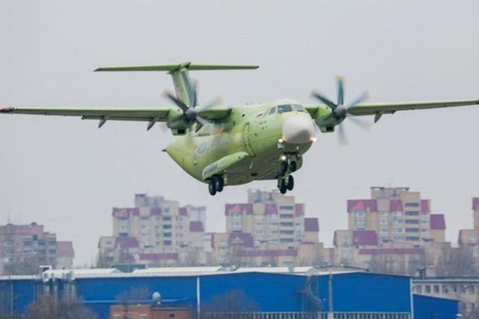Первый полёт Ил-112В задержался почти на четверть века