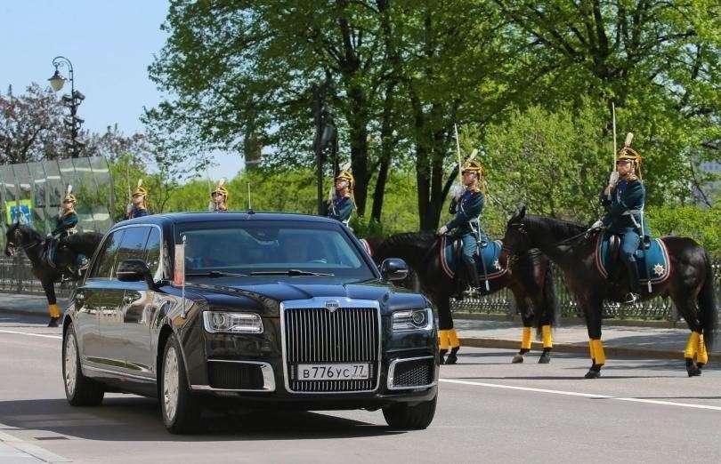 «Зверь» Путина, или Кремль на колесах. Что пишут про Aurus на Западе?